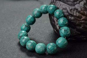 什么样的绿松石手串好?挑对珠子是关键!