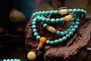 湖北绿松石美国绿松石和波斯绿松石的历史价格行情