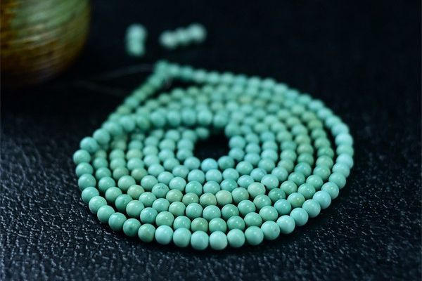 绿松石有养生保健的功效