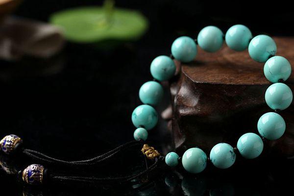 绿松石真品