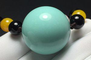 果冻料绿松石的特点有哪些?
