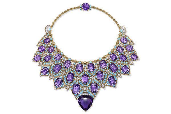 温莎公爵夫人的绿松石项链