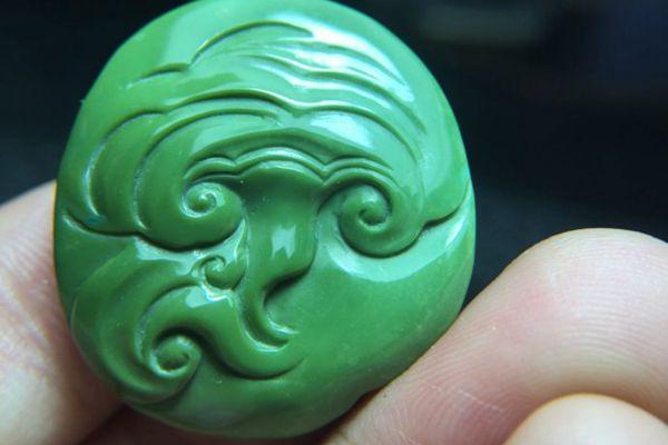 十堰绿松石