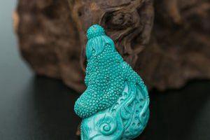 绿松石的评价与选购