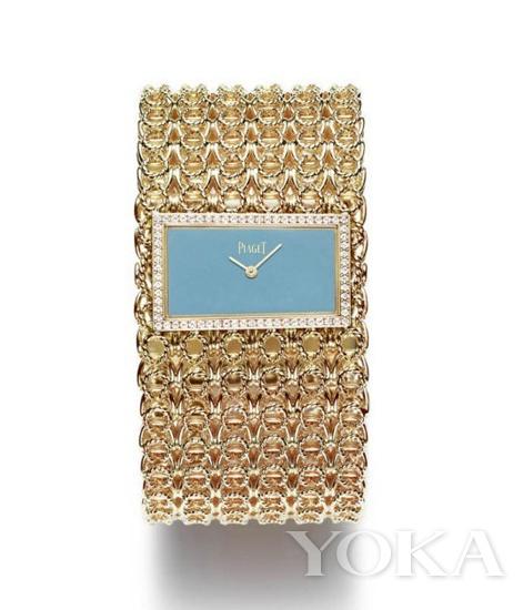 Piaget(伯爵)Couture Précieuse系列G0A38217腕表